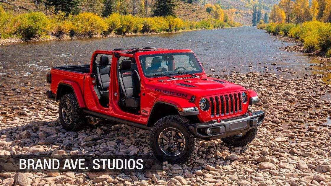 49 Concept of 2020 Jeep Gladiator Model by 2020 Jeep Gladiator