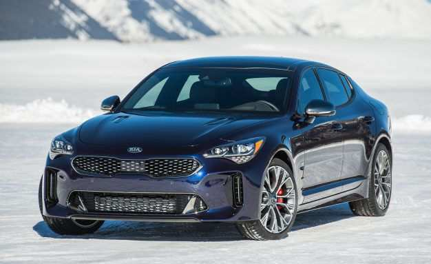 49 Concept of 2020 Kia Gt Stinger Configurations with 2020 Kia Gt Stinger