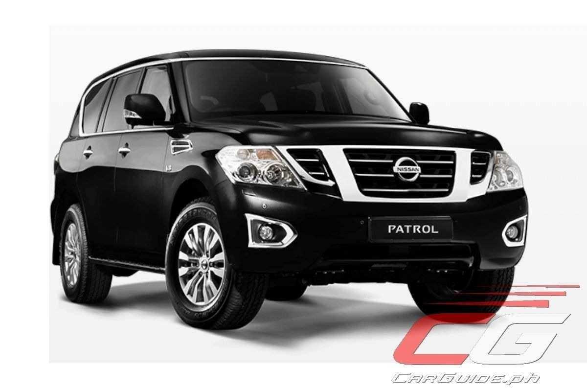 49 Concept of 2020 Nissan Patrol Diesel Release Date with 2020 Nissan Patrol Diesel