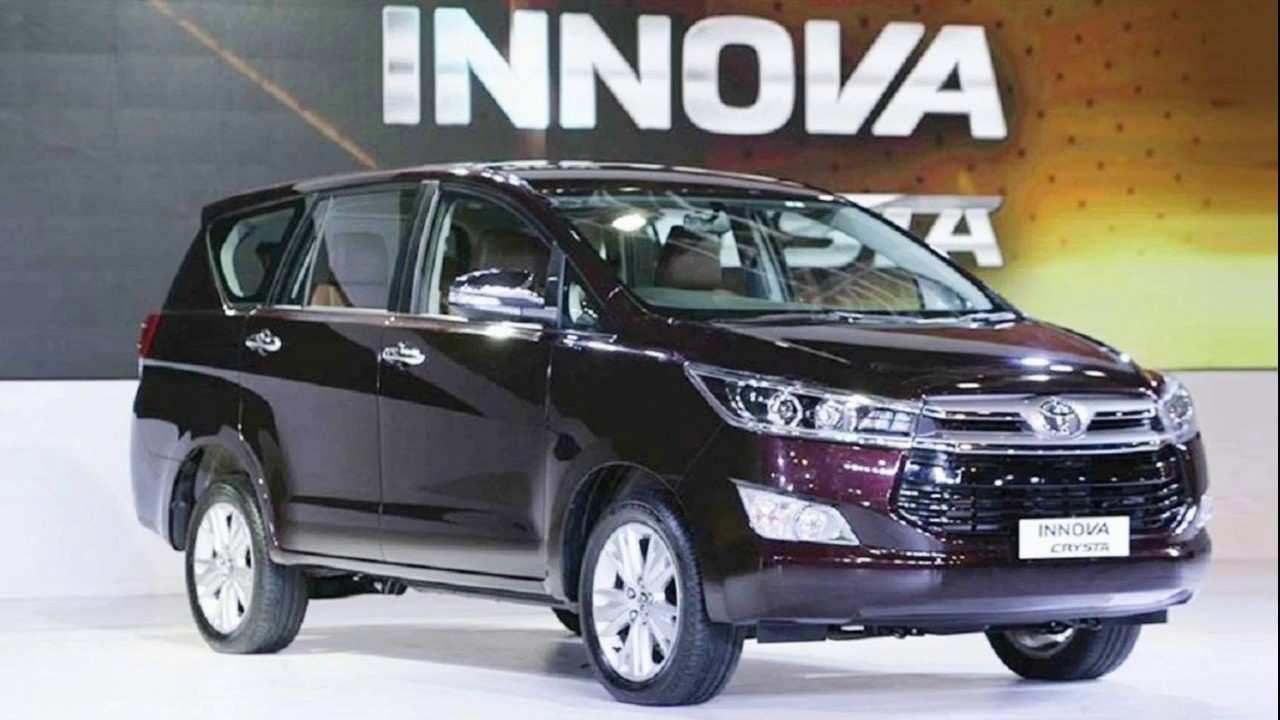 49 Concept of 2020 Toyota Innova Specs by 2020 Toyota Innova