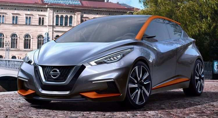 49 Concept of Nissan Micra 2020 Performance and New Engine by Nissan Micra 2020