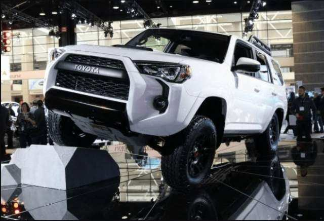 49 Concept of Toyota Four Runner 2020 New Review by Toyota Four Runner 2020
