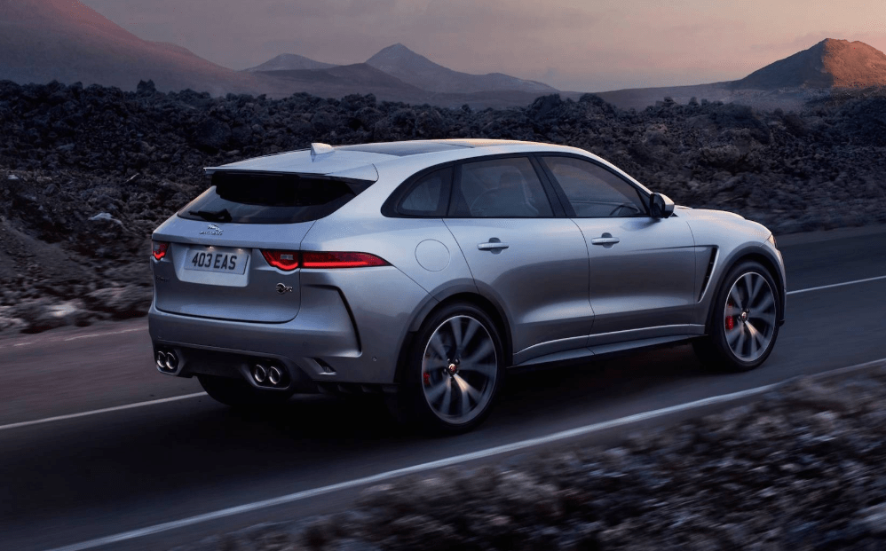 49 Gallery of 2020 Jaguar Suv Exterior Concept for 2020 Jaguar Suv Exterior
