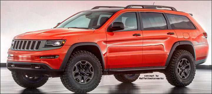 49 Gallery of 2020 Jeep Grand Cherokee Diesel Rumors by 2020 Jeep Grand Cherokee Diesel