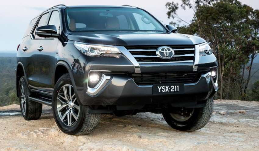 49 Gallery of 2020 Toyota Fortuner Rumors with 2020 Toyota Fortuner