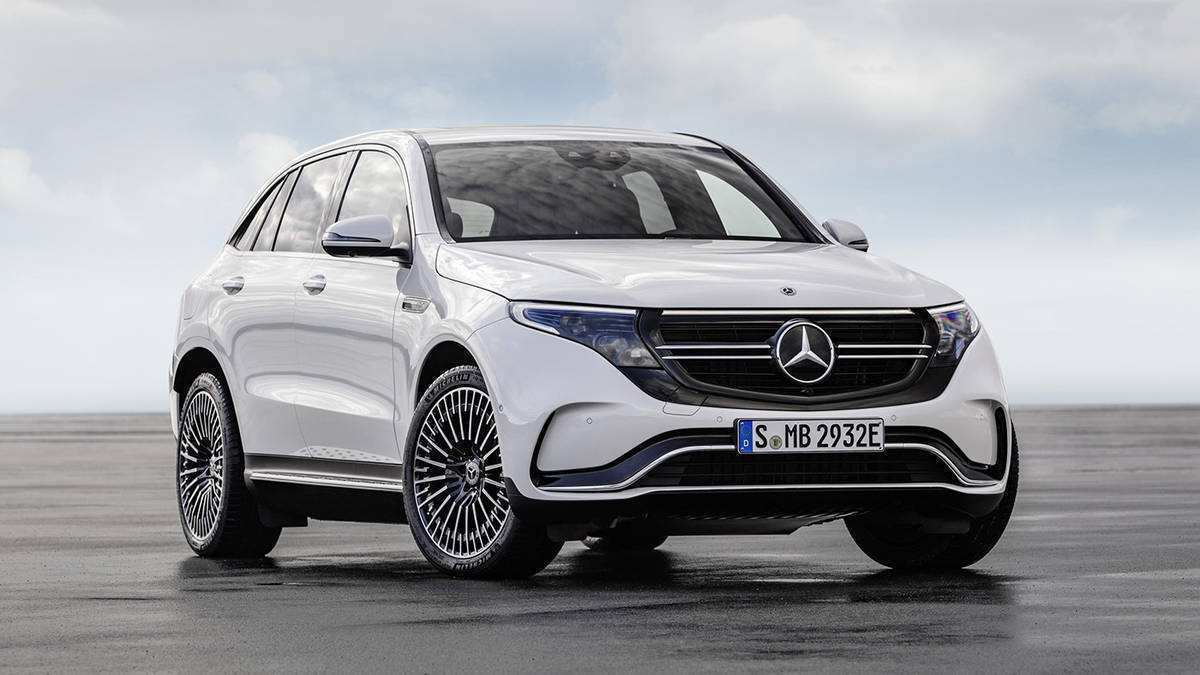 49 Gallery of Mercedes Eqc 2020 Price and Review by Mercedes Eqc 2020