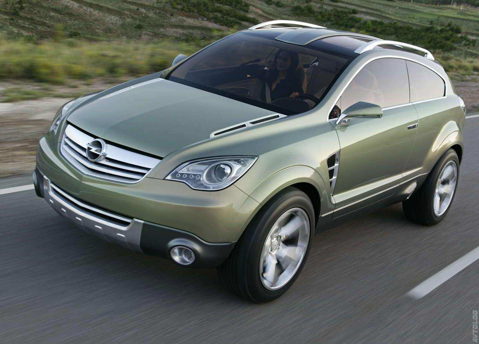 49 Gallery of Opel Antara 2020 History for Opel Antara 2020