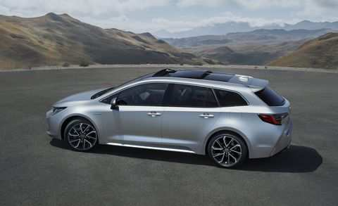 49 Gallery of Toyota Wagon 2020 Specs with Toyota Wagon 2020