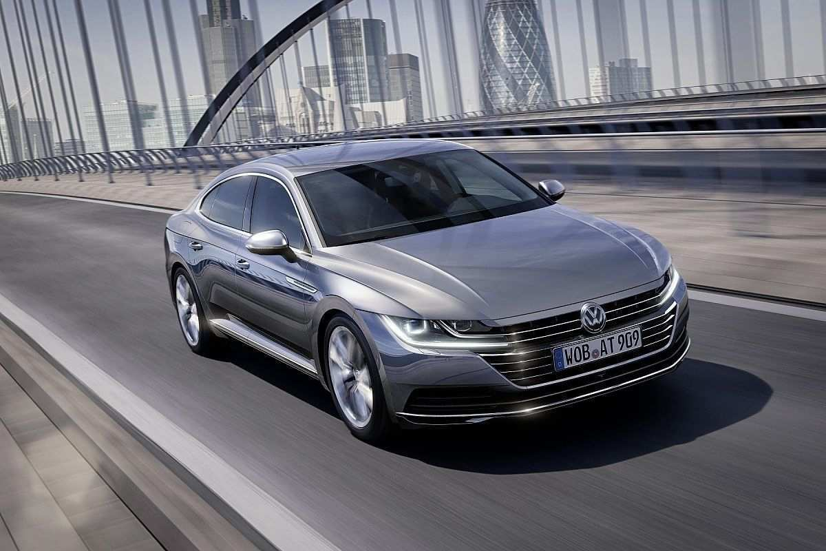 49 Gallery of Volkswagen Arteon 2020 Exterior New Review with Volkswagen Arteon 2020 Exterior