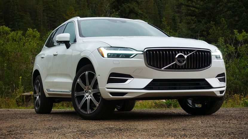 49 Gallery of Volvo Xc60 2020 New Concept Overview for Volvo Xc60 2020 New Concept