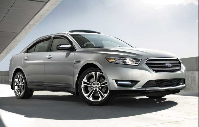 49 Great 2020 Ford Taurus Spy Spesification with 2020 Ford Taurus Spy