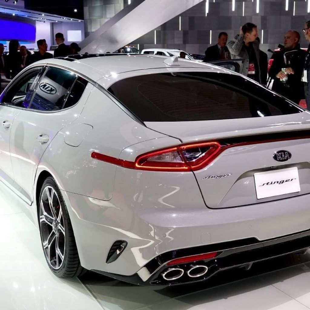 49 Great 2020 Kia Optima New Concept with 2020 Kia Optima