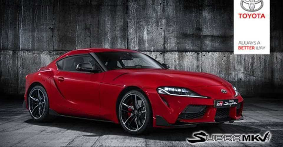49 Great 2020 Toyota Supra Exterior Pictures for 2020 Toyota Supra Exterior