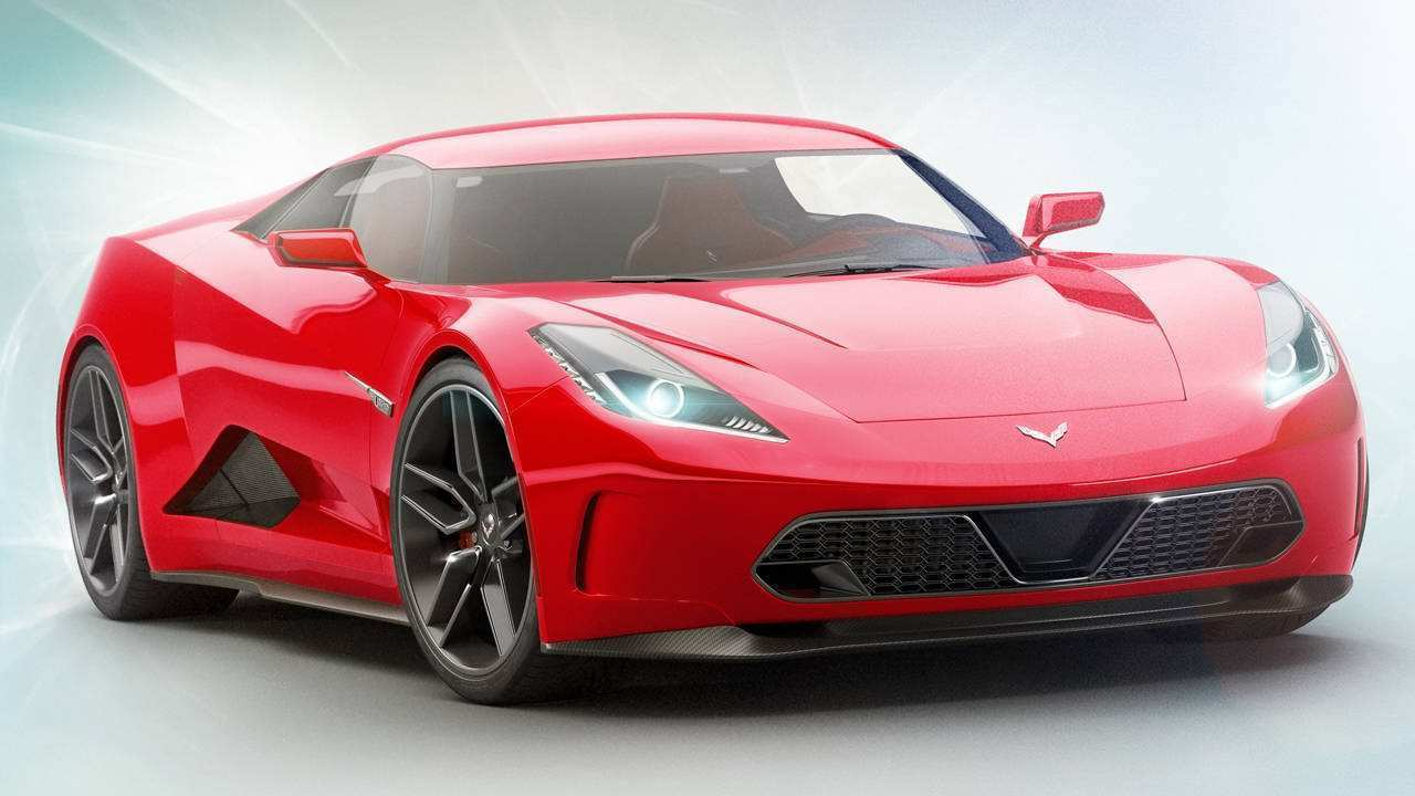 49 New 2020 Corvette Stingray Pictures by 2020 Corvette Stingray