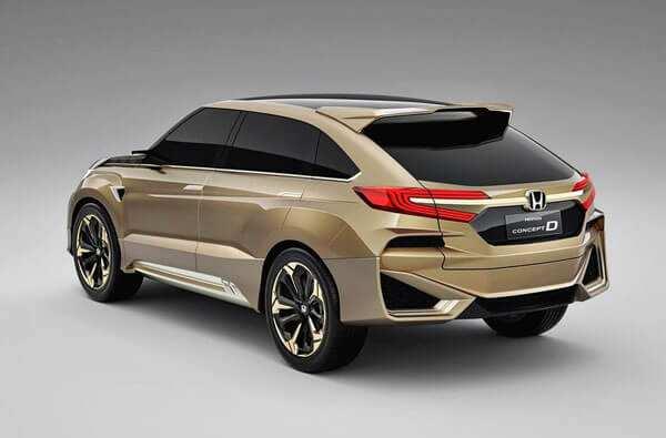 49 New 2020 Honda Crosstour Model with 2020 Honda Crosstour