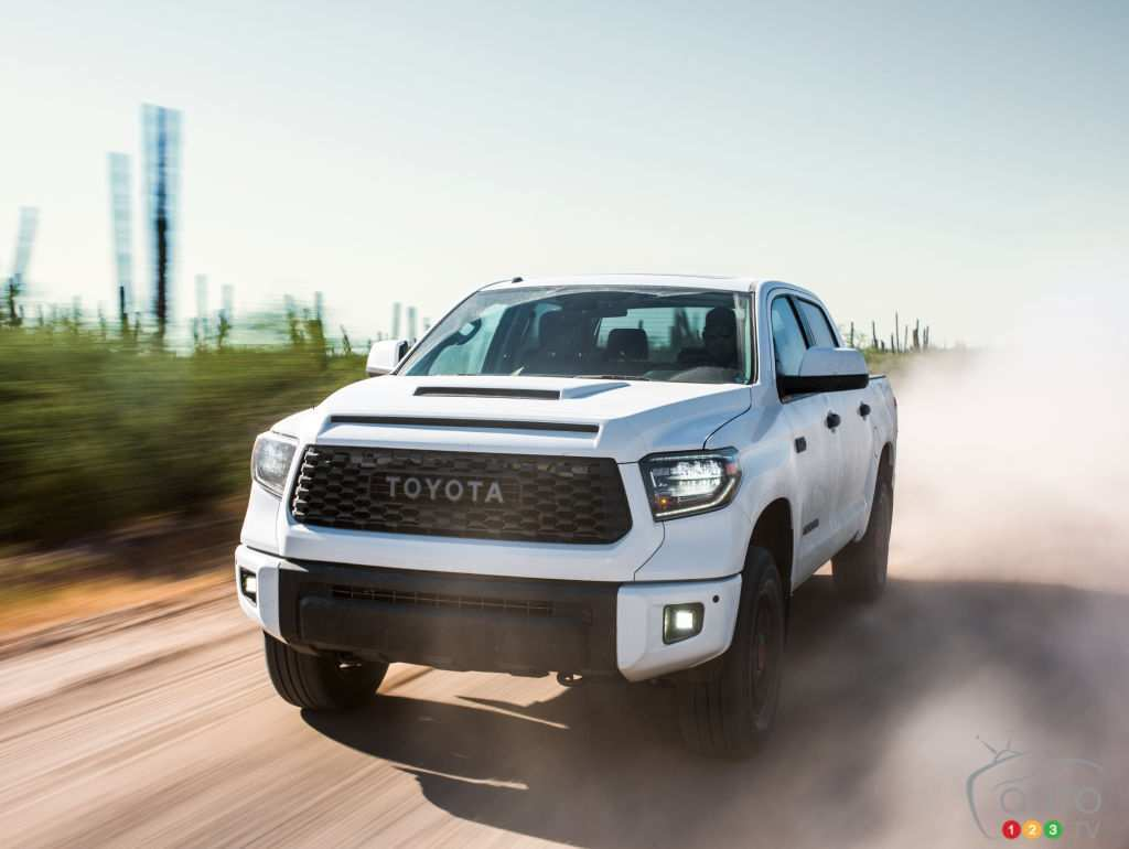 49 New 2020 Toyota Tundra Voodoo Blue Pictures with 2020 Toyota Tundra Voodoo Blue