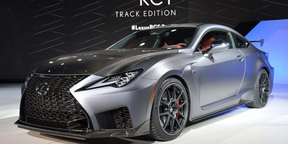 49 New Lexus Black Edition 2020 Model by Lexus Black Edition 2020