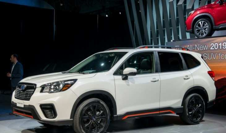 49 New Subaru 2020 Sport Redesign with Subaru 2020 Sport
