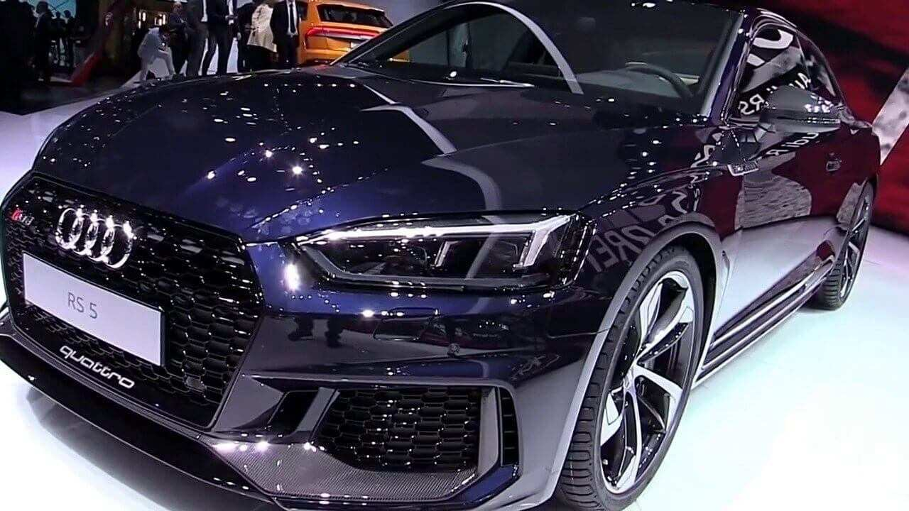 49 The 2020 Audi Rs5 Spesification with 2020 Audi Rs5