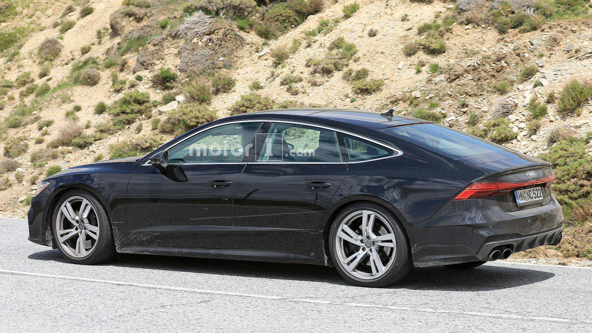 49 The 2020 Audi S7 Exterior and Interior with 2020 Audi S7
