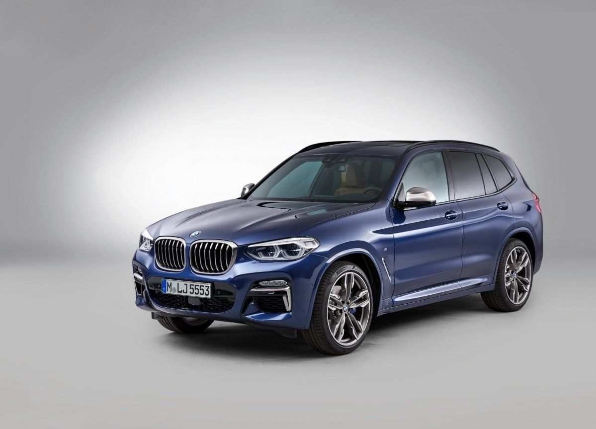 49 The 2020 BMW X3 Hybrid Concept by 2020 BMW X3 Hybrid