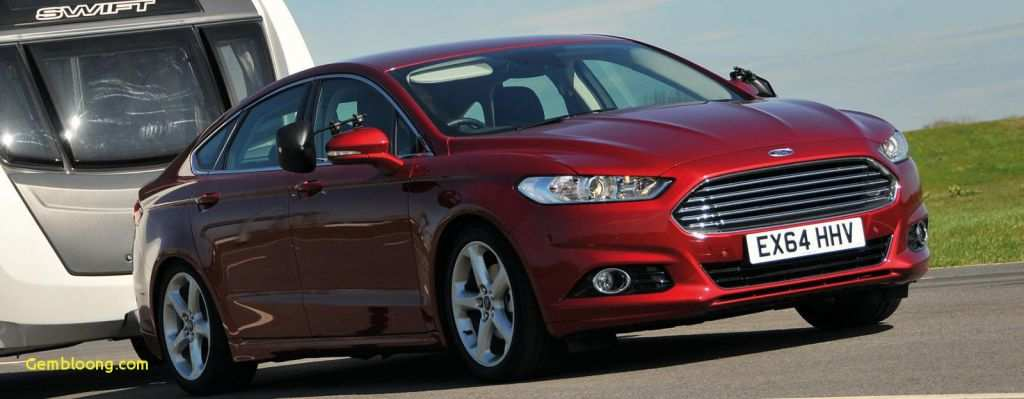 49 The 2020 Ford Mondeo Vignale History by 2020 Ford Mondeo Vignale