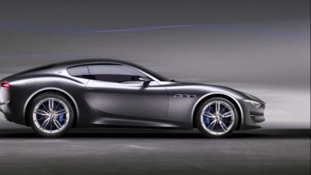 49 The 2020 Maserati Alfieris Exterior with 2020 Maserati Alfieris