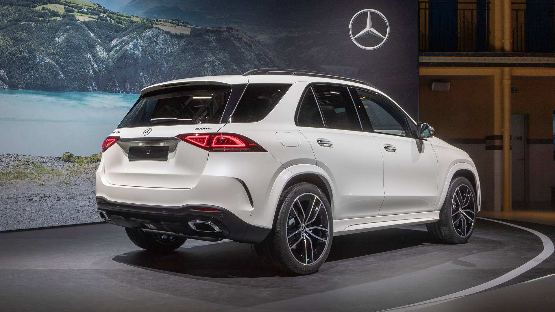 49 The 2020 Mercedes GLE Exterior for 2020 Mercedes GLE