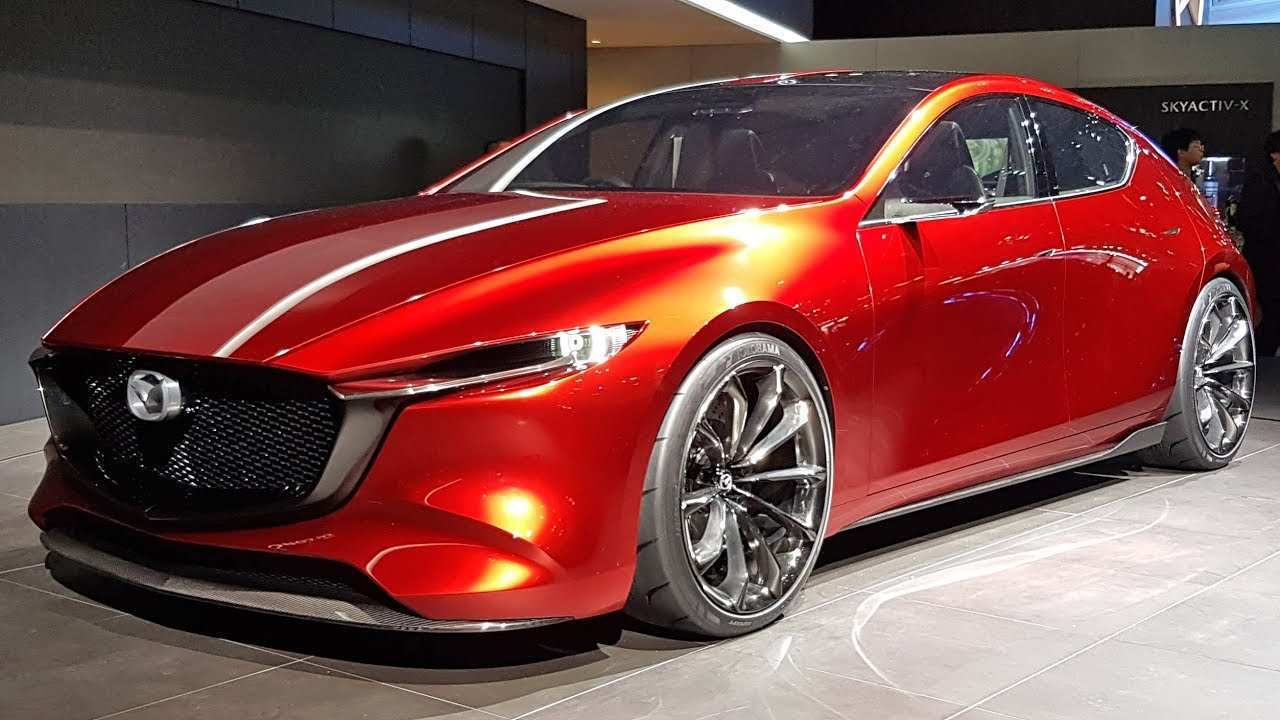 49 The Mazda 3 2020 New Concept Specs with Mazda 3 2020 New Concept