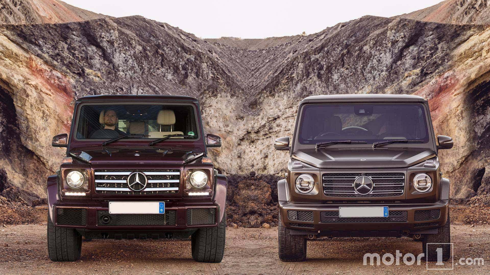 49 The Mercedes G 2020 New Concept Images with Mercedes G 2020 New Concept