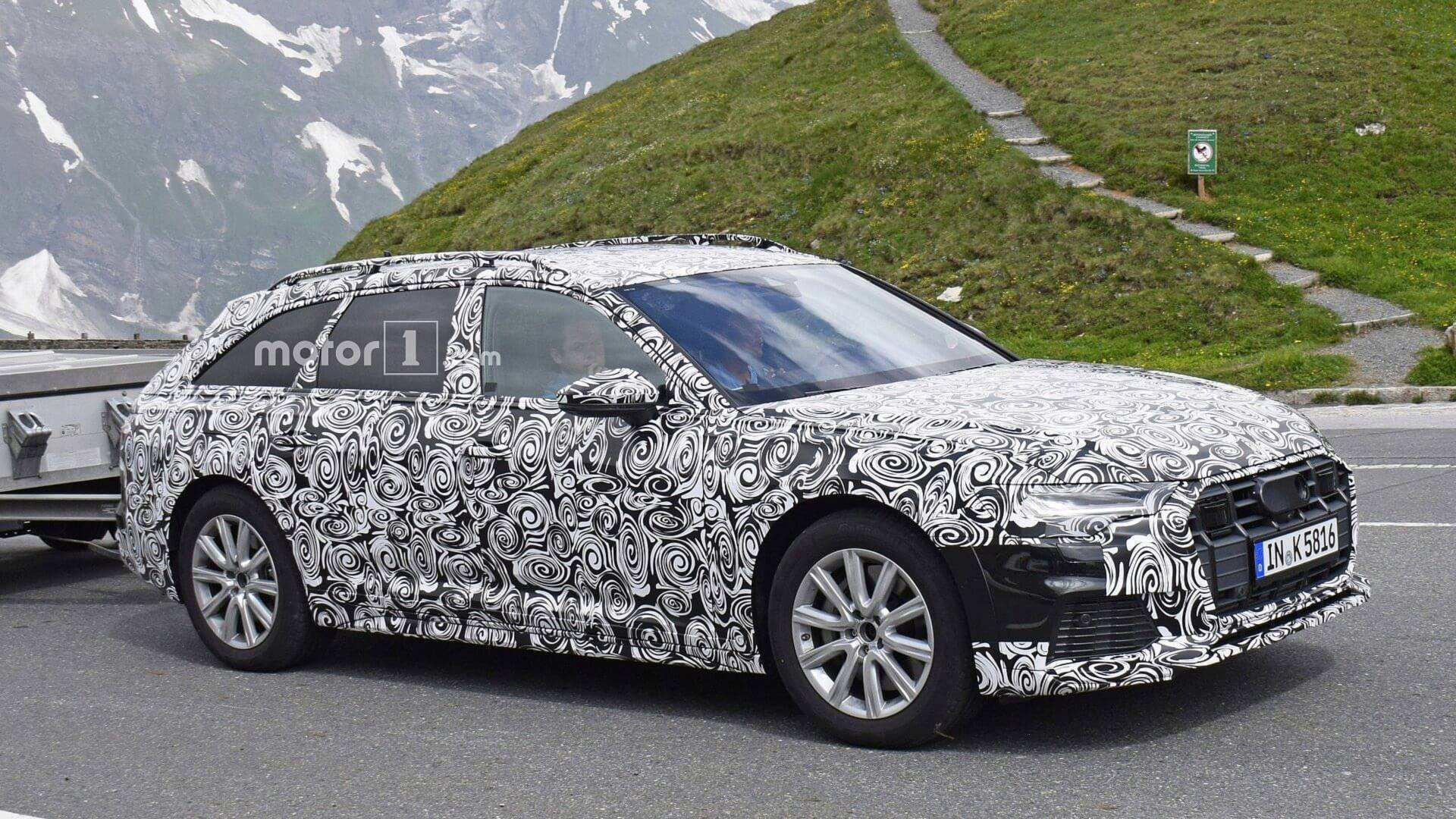 50 All New 2020 Audi A6 Comes Model by 2020 Audi A6 Comes