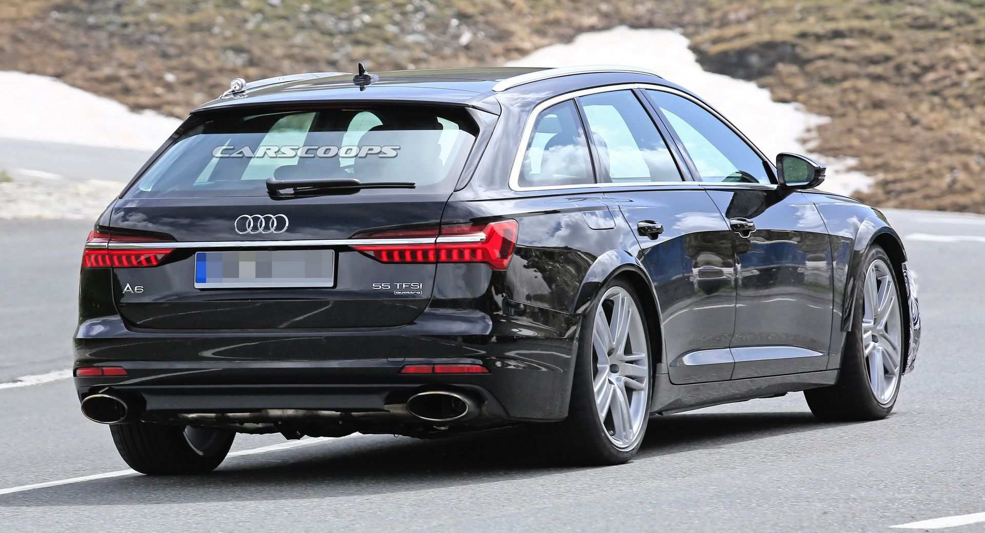 50 All New 2020 Audi S6 Rumors with 2020 Audi S6