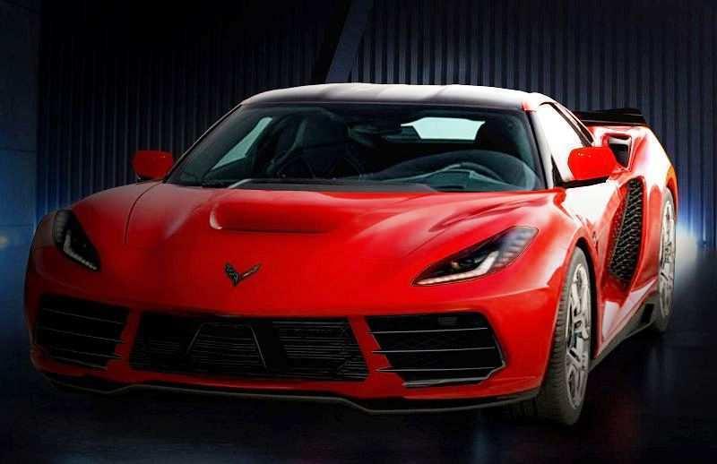 50 All New 2020 Corvette Z07 Style by 2020 Corvette Z07