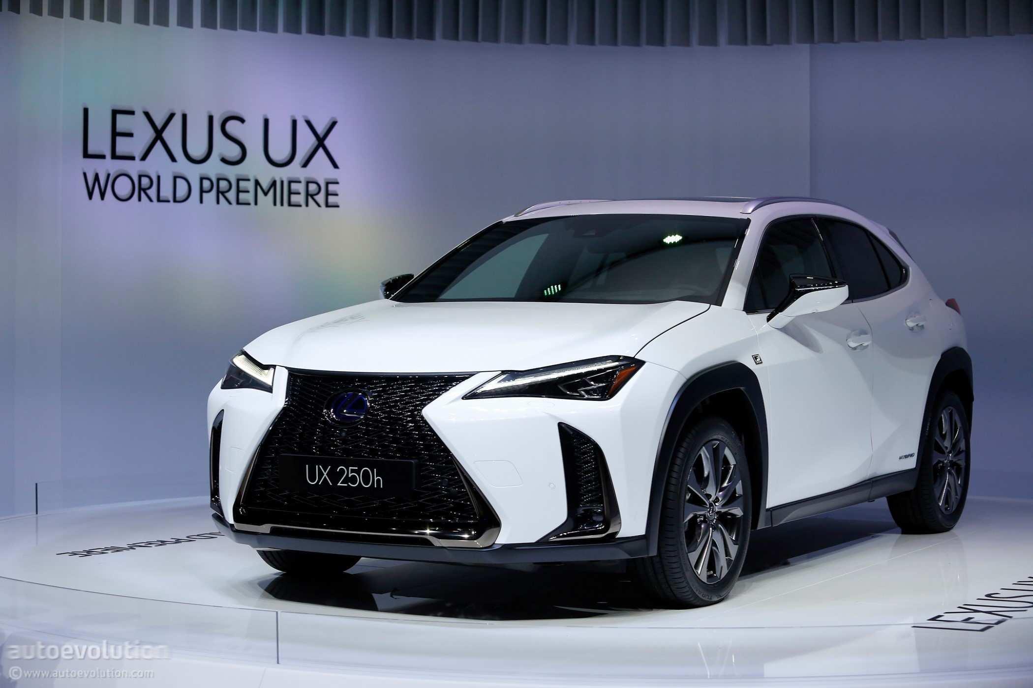 50 All New 2020 Lexus Ux Hybrid Pricing with 2020 Lexus Ux Hybrid