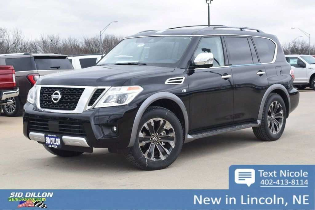 50 All New 2020 Nissan Patrol Diesel Interior by 2020 Nissan Patrol Diesel