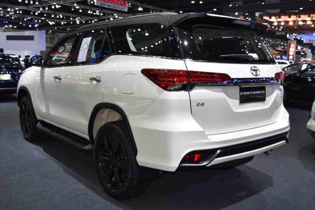 50 All New Toyota Fortuner 2020 New Concept Interior with