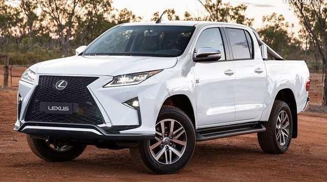 50 Best Review Lexus Truck 2020 Ratings by Lexus Truck 2020