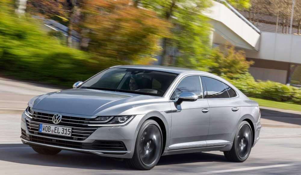 50 Best Review Volkswagen Arteon 2020 Exterior Date Rumors with Volkswagen Arteon 2020 Exterior Date