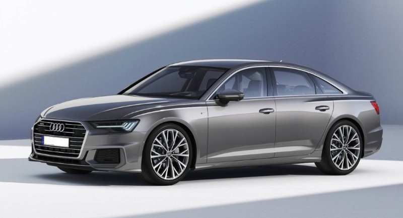 50 Concept of 2020 Audi A6 New Concept with 2020 Audi A6