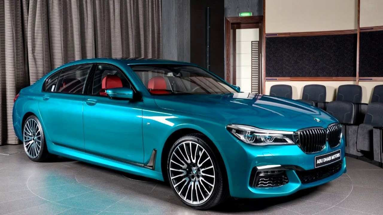 50 Concept of 2020 BMW 750Li Price with 2020 BMW 750Li