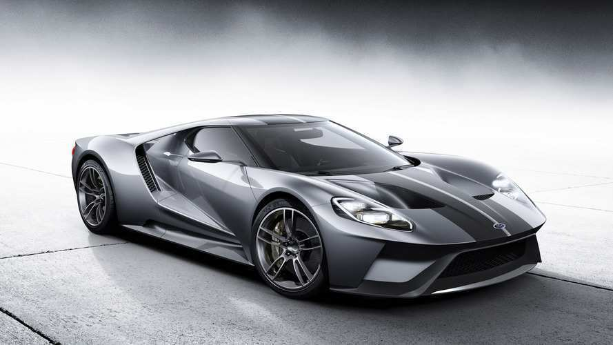 50 Concept of 2020 Ford GT40 Configurations for 2020 Ford GT40