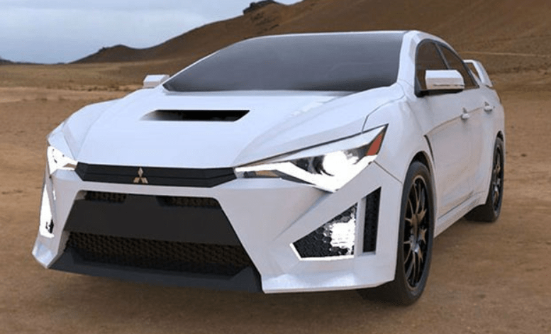 50 Concept of 2020 Mitsubishi Lancer 2018 Wallpaper by 2020 Mitsubishi Lancer 2018