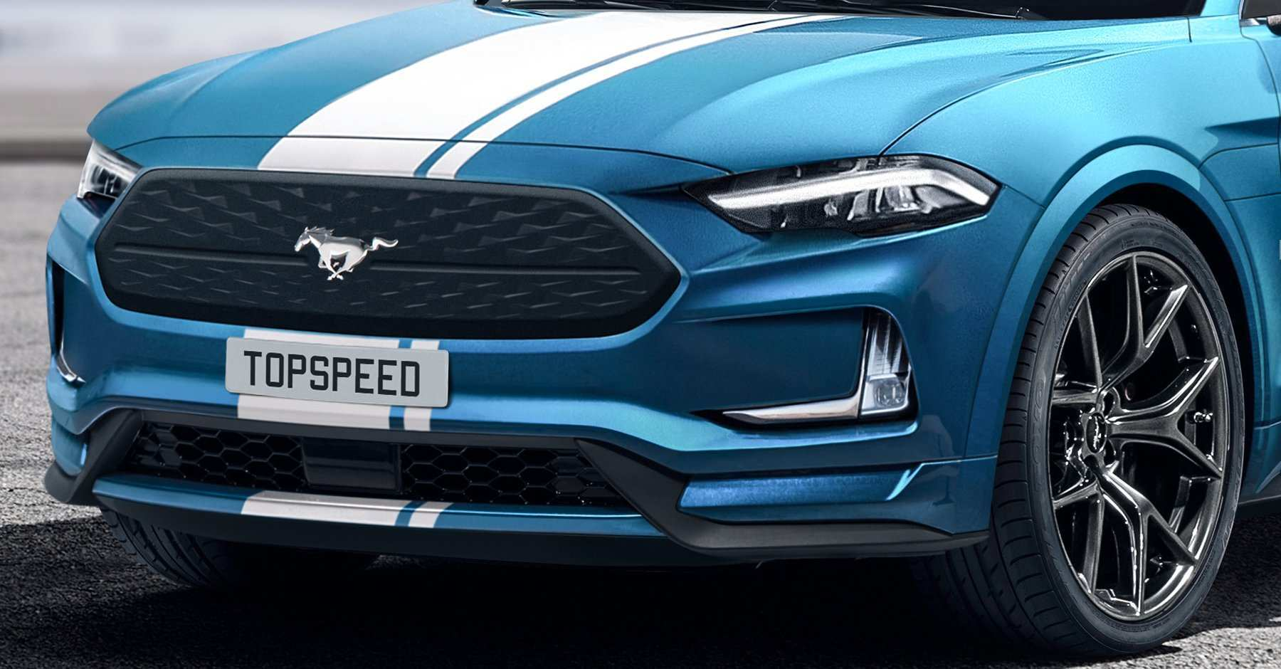 50 Concept of 2020 Mustang Mach Performance and New Engine with 2020 Mustang Mach