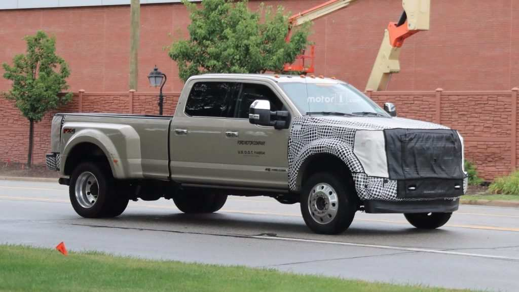 50 Concept of 2020 Spy Shots Ford F350 Diesel Pricing with 2020 Spy Shots Ford F350 Diesel