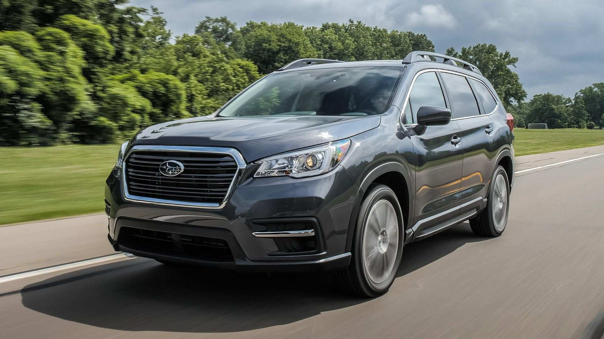 50 Concept of 2020 Subaru Ascent Dimensions Images for 2020 Subaru Ascent Dimensions
