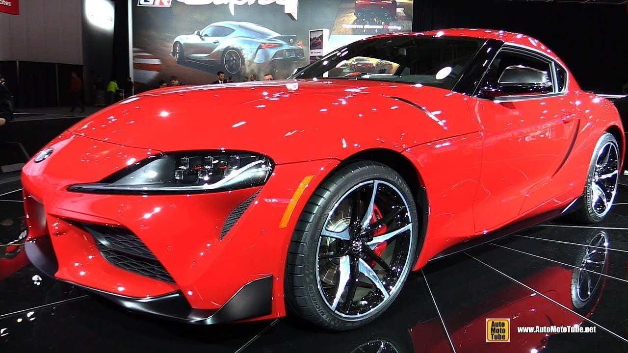 50 Concept of 2020 Toyota Supra Exterior Exterior by 2020 Toyota Supra Exterior