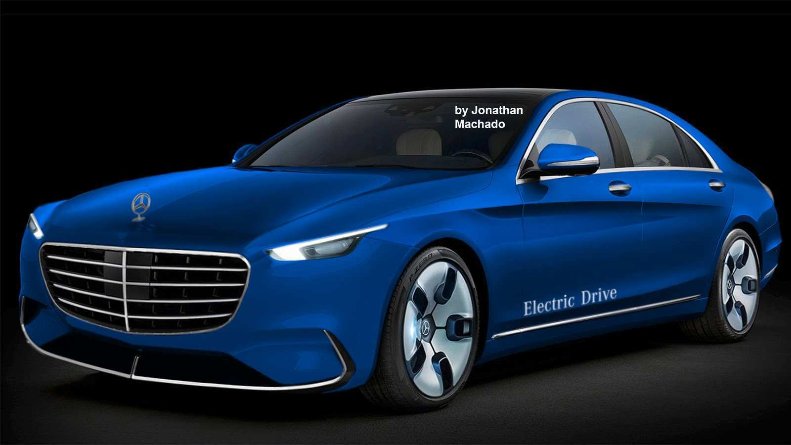 50 Concept of Electric Mercedes 2020 Price and Review with Electric Mercedes 2020