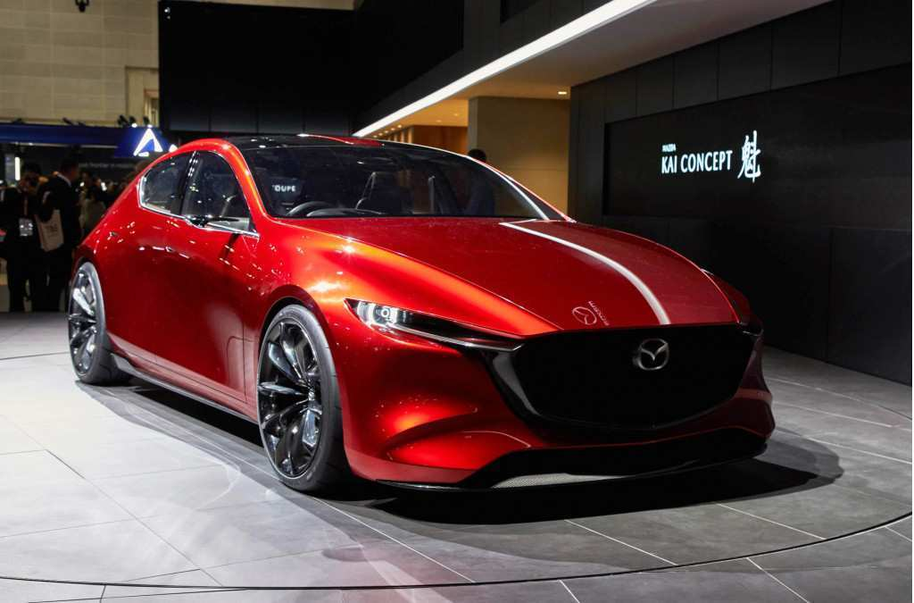 50 Concept of Mazda 3 2020 New Concept Review for Mazda 3 2020 New Concept
