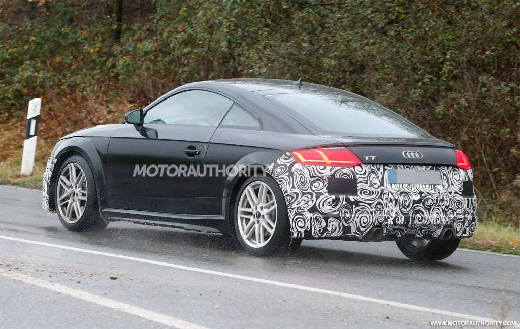 50 Gallery of 2020 Audi TTS First Drive by 2020 Audi TTS