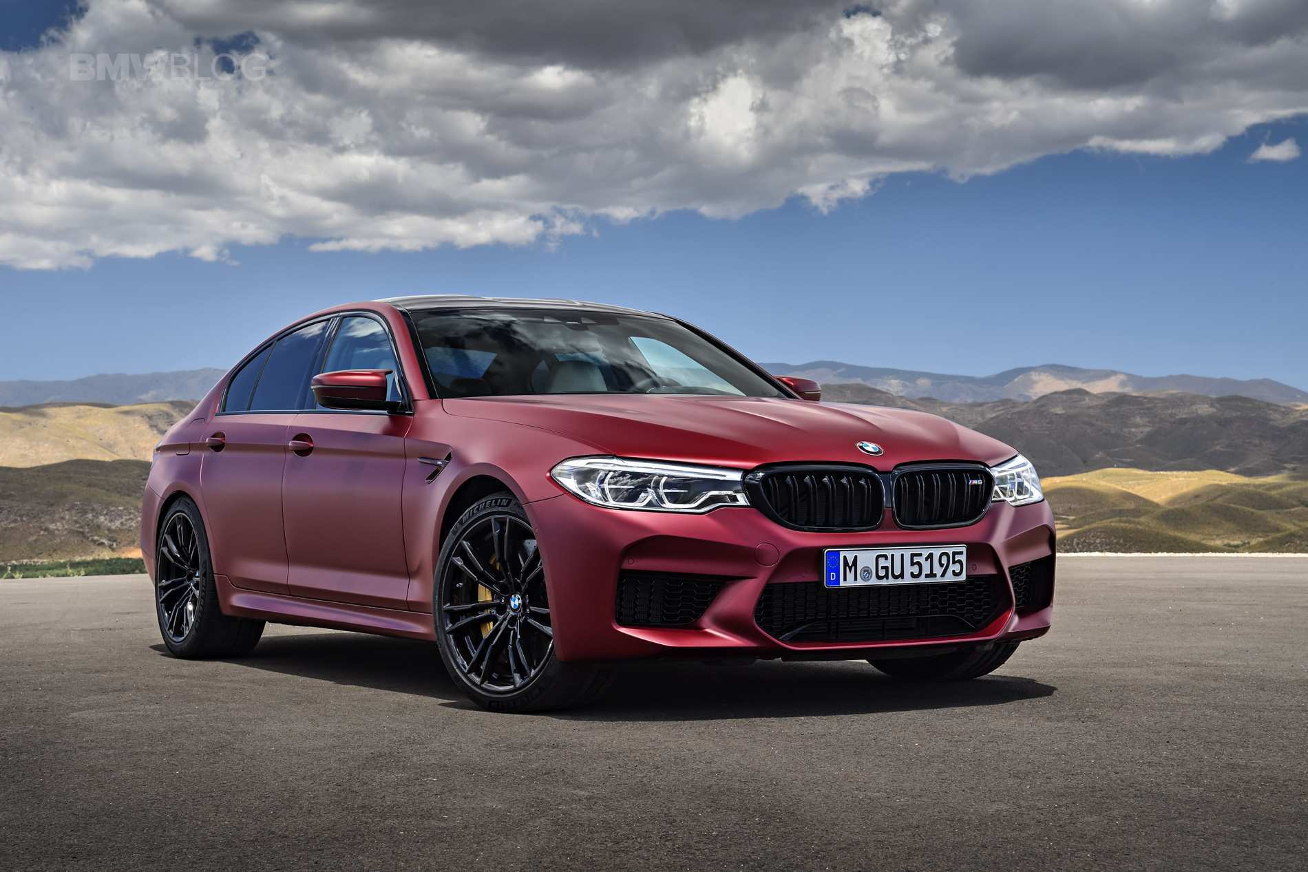 50 Gallery of 2020 BMW M5 Performance by 2020 BMW M5